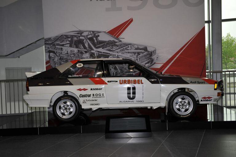 1980 Audi Quattro A1 520213