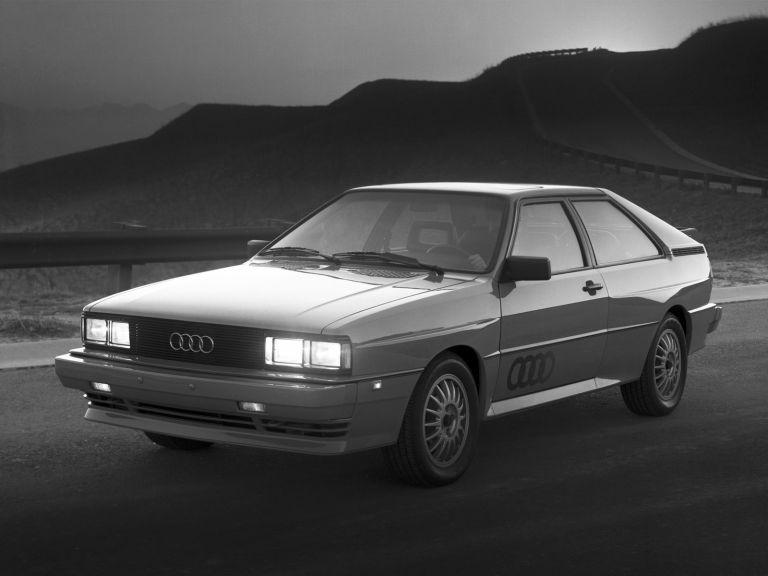 1982 Audi Quattro - USA version 520167