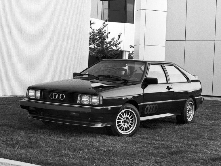 1982 Audi Quattro - USA version 520168