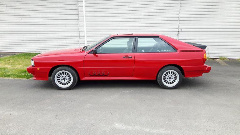1982 Audi Quattro - USA version 520172