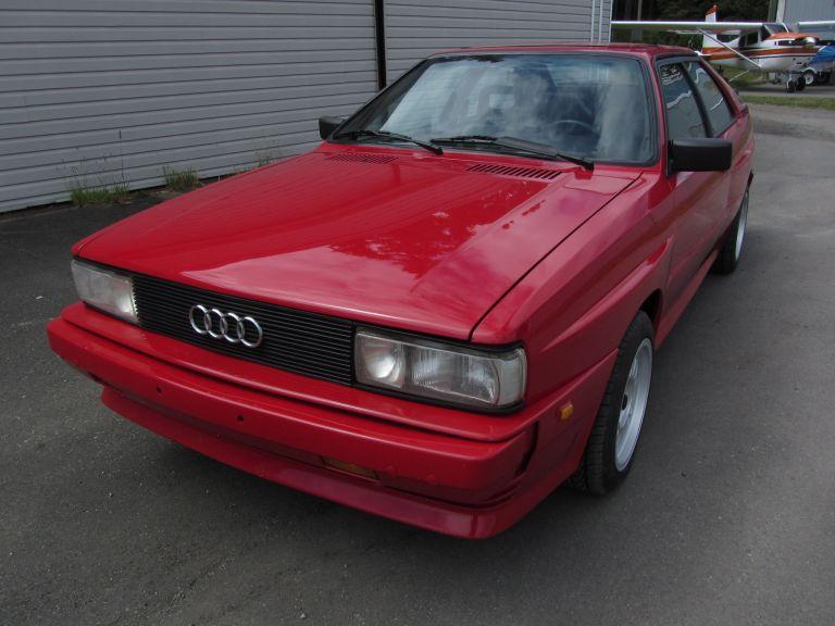 1982 Audi Quattro - USA version 520174