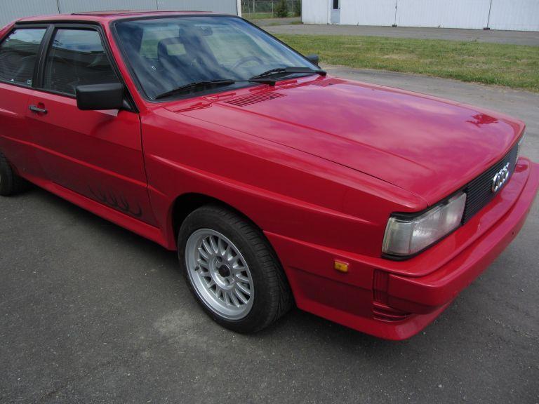 1982 Audi Quattro - USA version 520175
