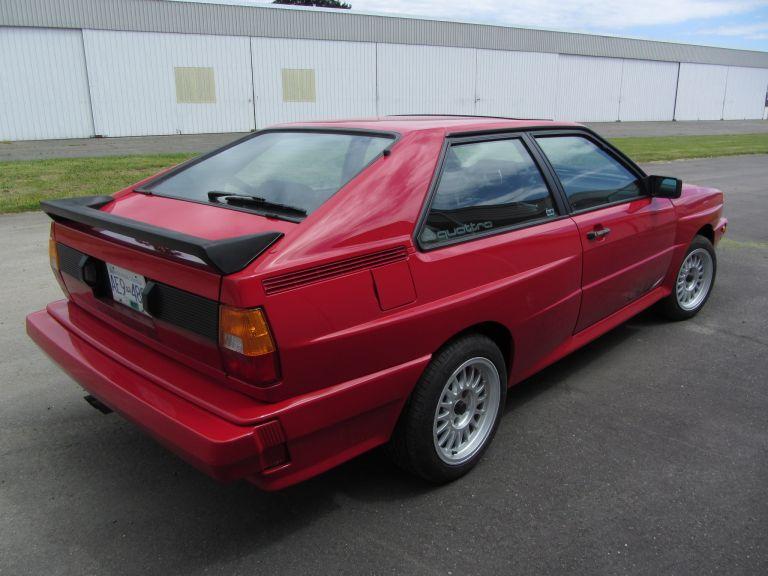 1982 Audi Quattro - USA version 520176