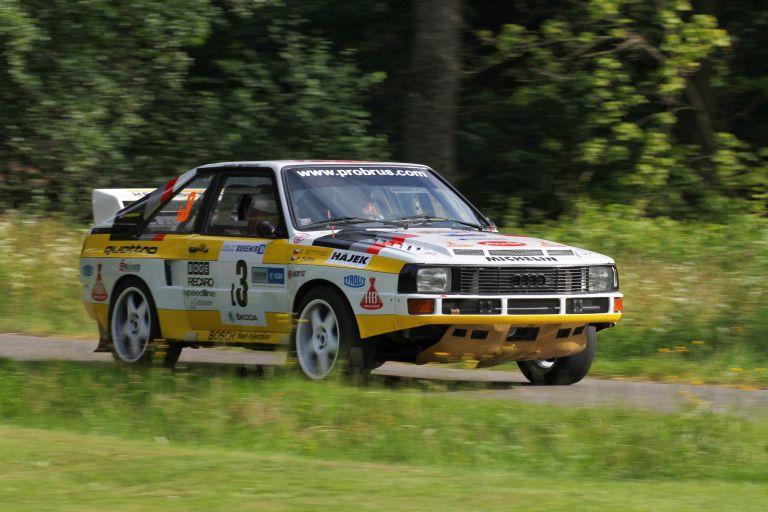 1984 Audi Sport Quattro Group B rally car 524342
