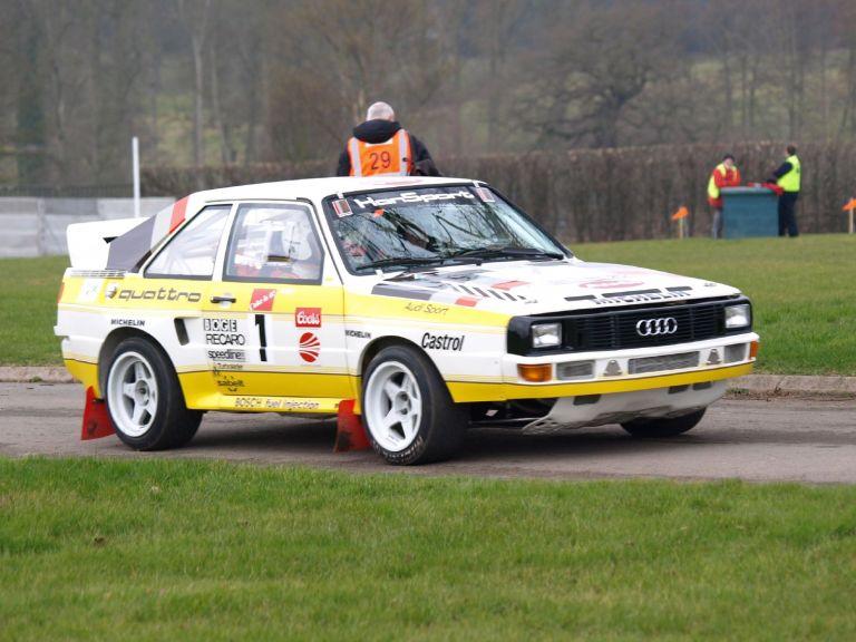 1984 Audi Sport Quattro Group B rally car 524344