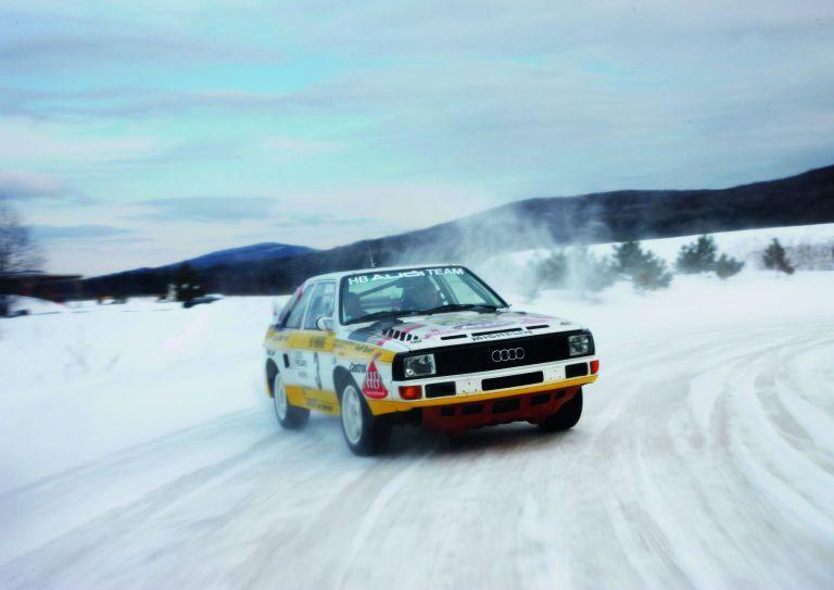 1984 Audi Sport Quattro Group B rally car 524353