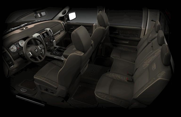 2010 Dodge Ram Laramie Longhorn 288815