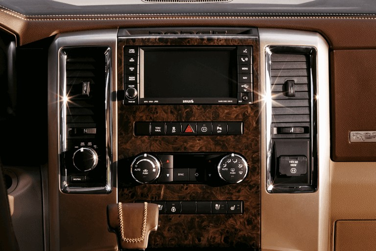 2010 Dodge Ram Laramie Longhorn 288822