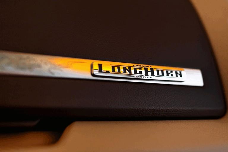 2010 Dodge Ram Laramie Longhorn 288825