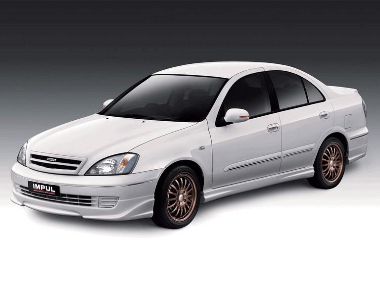 2010 Nissan Sentra by Impul 288894
