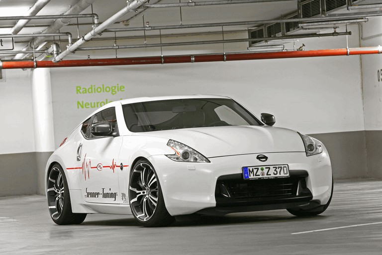 2010 Nissan 370Z by Senner Tuning 288984