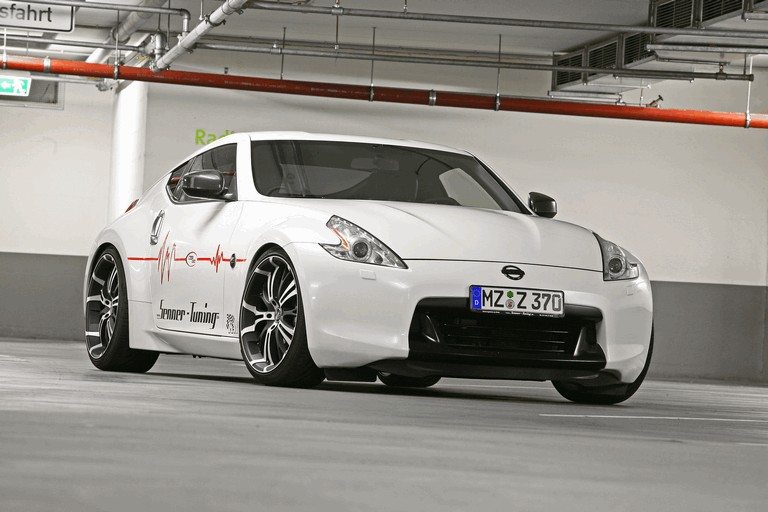 2010 Nissan 370Z by Senner Tuning 288985