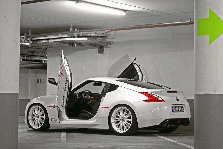 2010 Nissan 370Z by Senner Tuning 288992