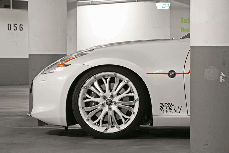 2010 Nissan 370Z by Senner Tuning 289000