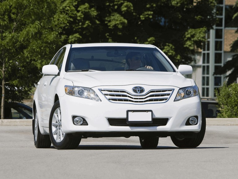 2009 Toyota Camry Xle Free High Resolution Car Images