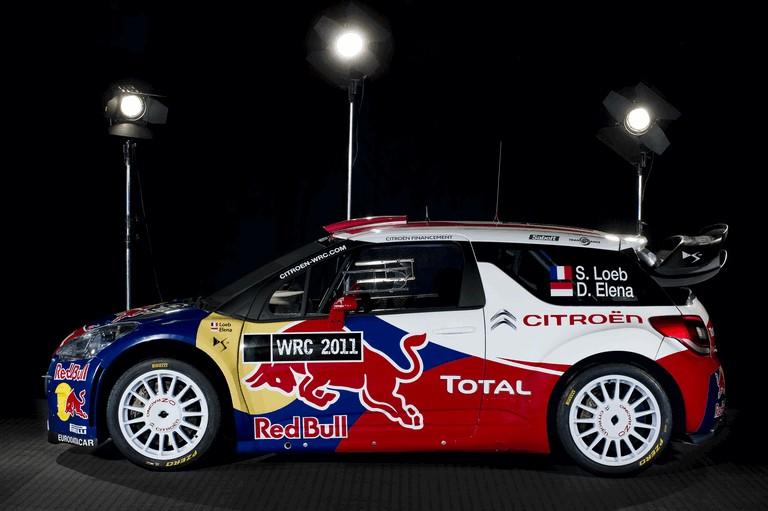 2011 Citroën DS3 WRC 289202