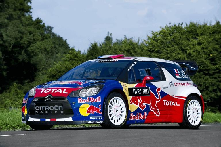 2011 Citroën DS3 WRC 289205