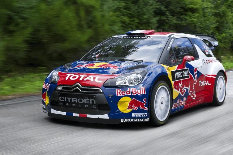 2011 Citroën DS3 WRC 289208
