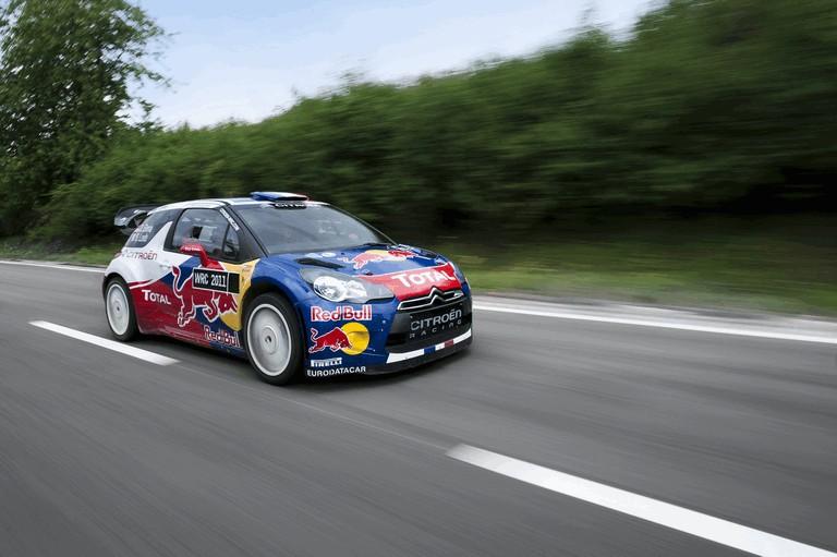 2011 Citroën DS3 WRC 289209