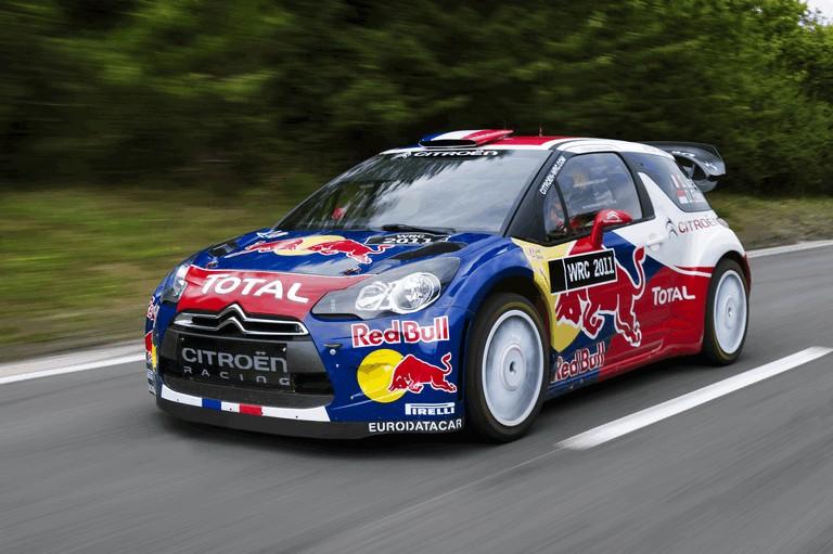 2011 Citroën DS3 WRC 289211
