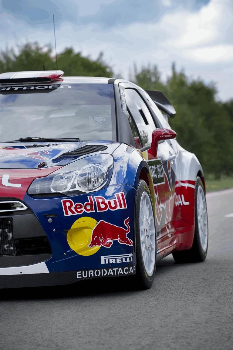 2011 Citroën DS3 WRC 289215