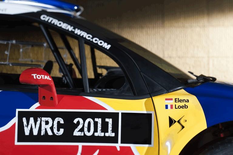 2011 Citroën DS3 WRC 289216
