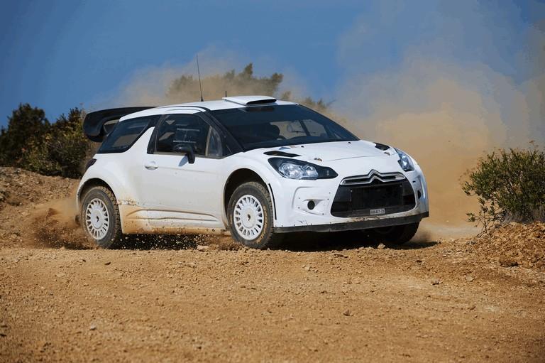 2011 Citroën DS3 WRC 289219