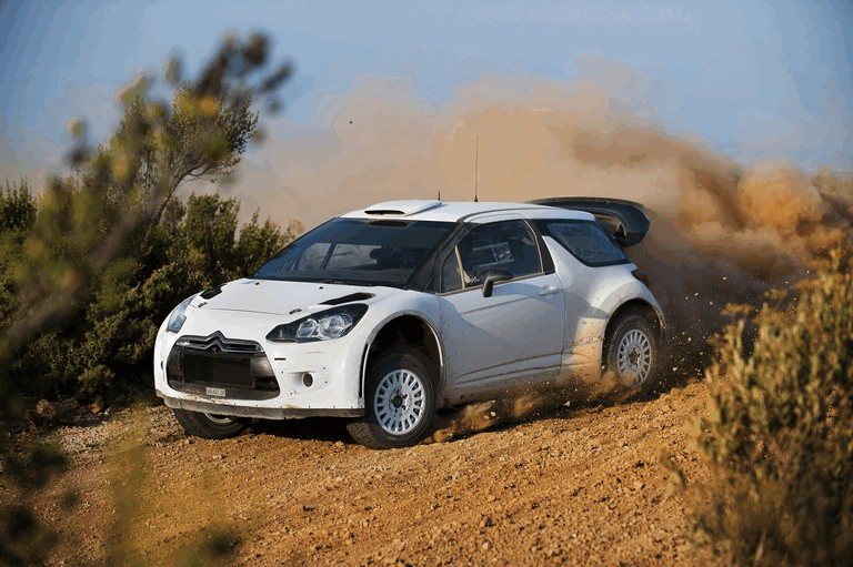 2011 Citroën DS3 WRC 289221