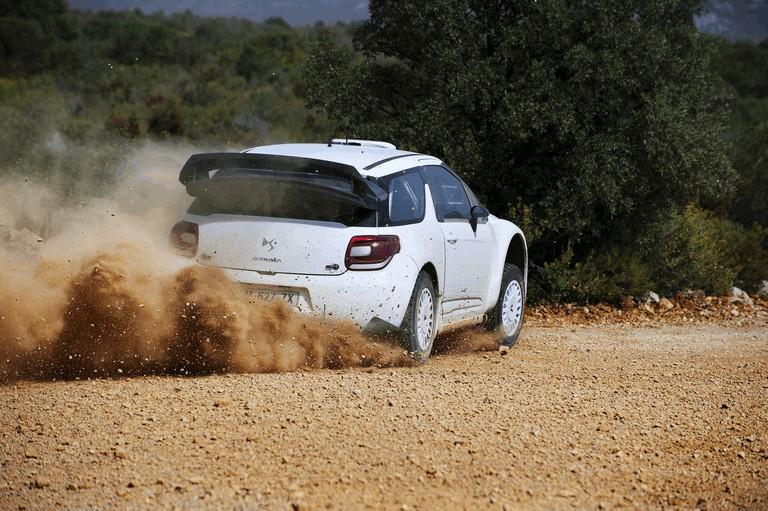 2011 Citroën DS3 WRC 289224