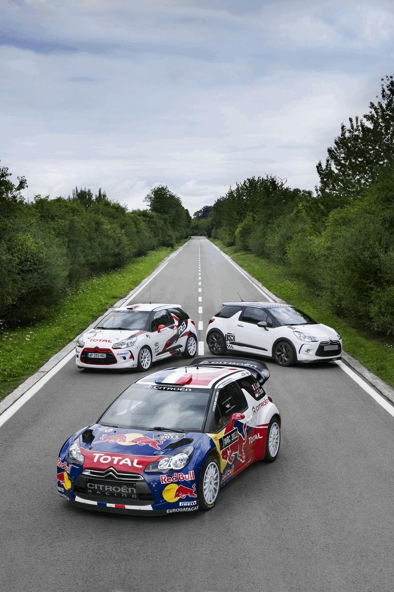 2011 Citroën DS3 WRC 289227