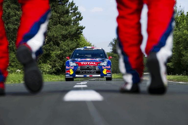 2011 Citroën DS3 WRC 289228