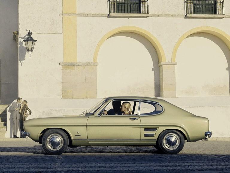 1972 Ford Capri I 289240