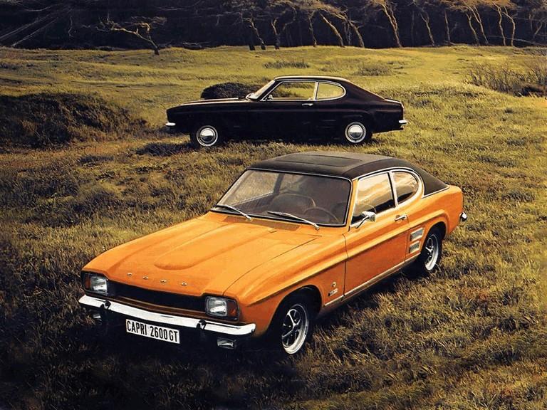 1972 Ford Capri I 289242