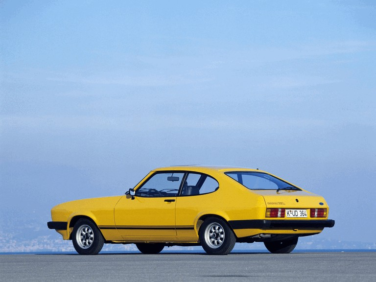 1978 Ford Capri III 289260