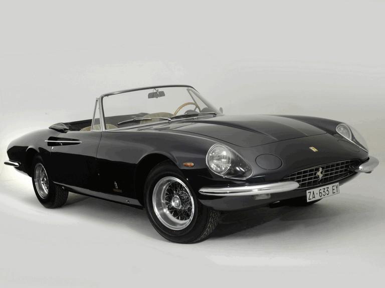 1966 Ferrari 365 California spyder 289264