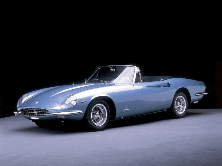 1966 Ferrari 365 California spyder 289270
