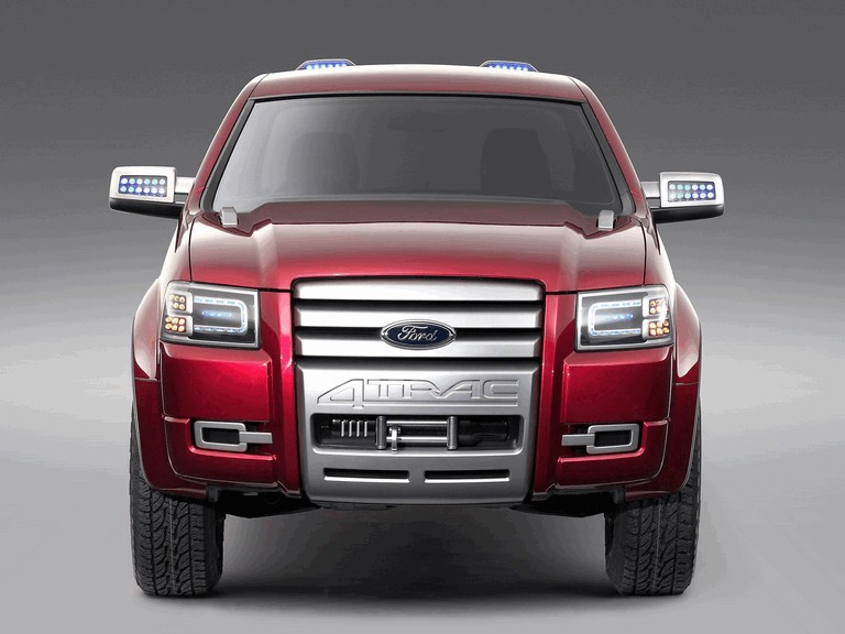 2005 Ford 4-Trac pick-up concept 205419
