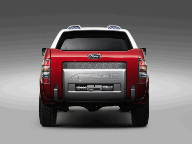 2005 Ford 4-Trac pick-up concept 205420