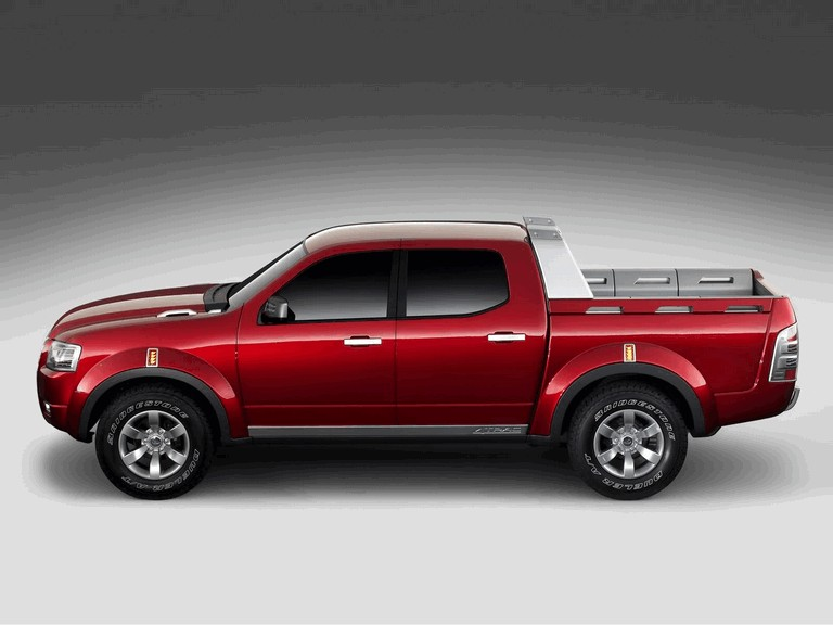 2005 Ford 4-Trac pick-up concept 205422