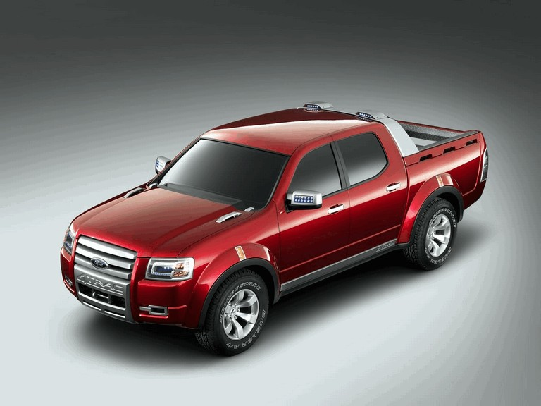 2005 Ford 4-Trac pick-up concept 205424