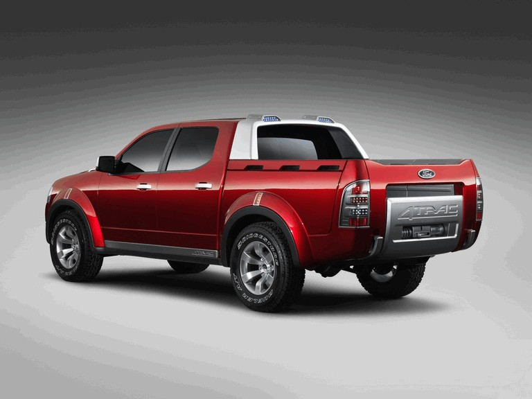 2005 Ford 4-Trac pick-up concept 205428