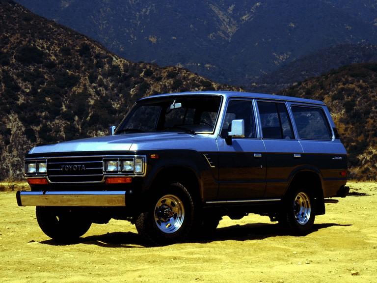1987 Toyota Land Cruiser 60 ( FJ62 ) 289502
