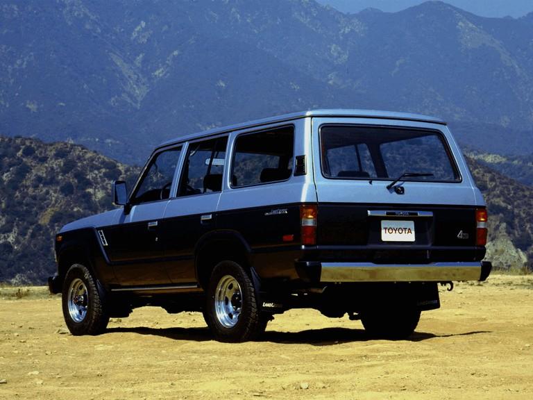 1987 Toyota Land Cruiser 60 ( FJ62 ) 289503
