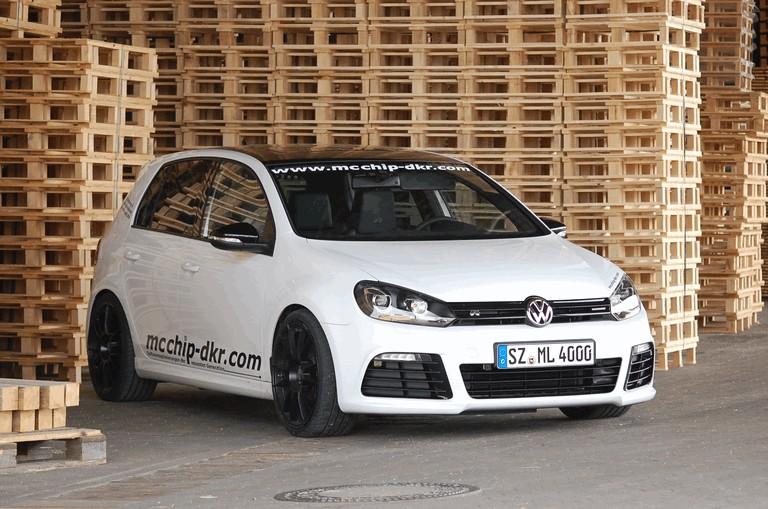 2010 Volkswagen Golf ( VI ) R by mcchip-dkr 289660