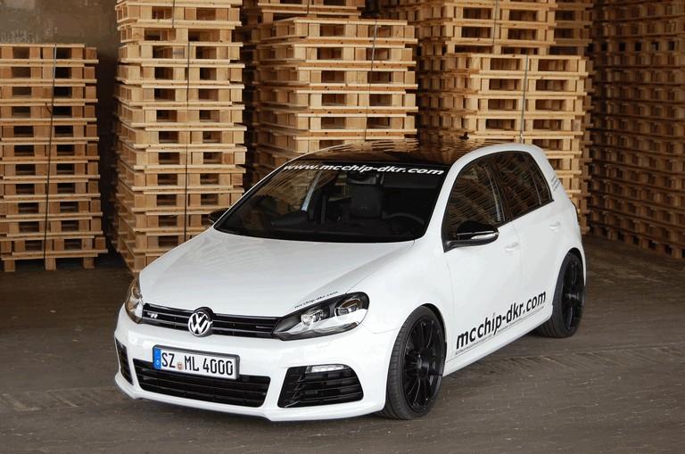 2010 Volkswagen Golf ( VI ) R by mcchip-dkr 289661