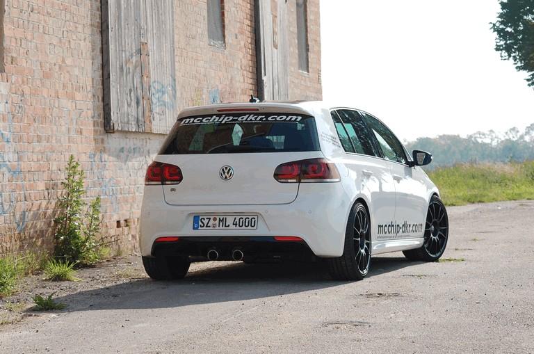 2010 Volkswagen Golf ( VI ) R by mcchip-dkr 289665