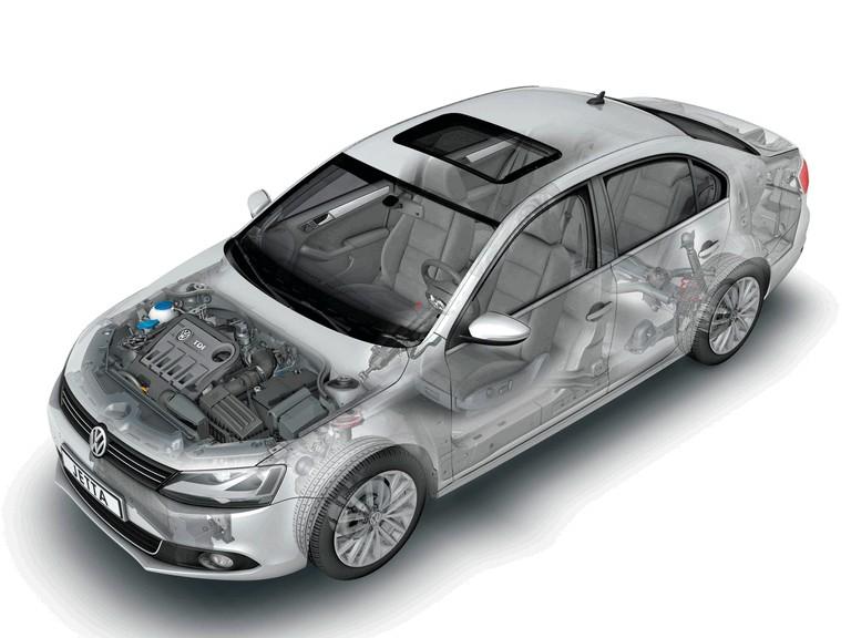 2010 Volkswagen Jetta - USA version 289707