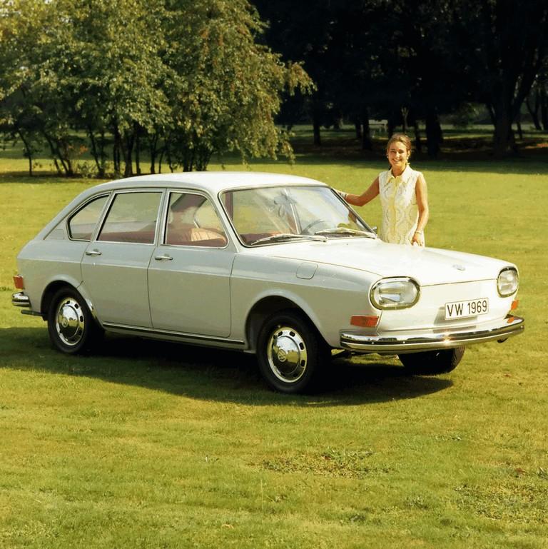 1968 Volkswagen 411 194980
