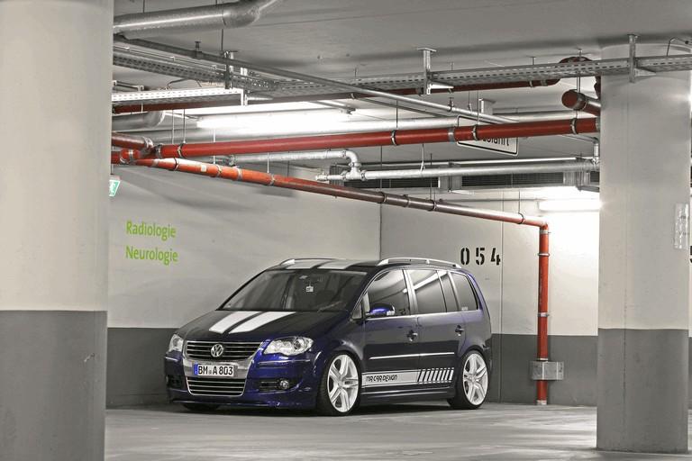 2010 Volkswagen Touran Racing by MR Car Design 289715