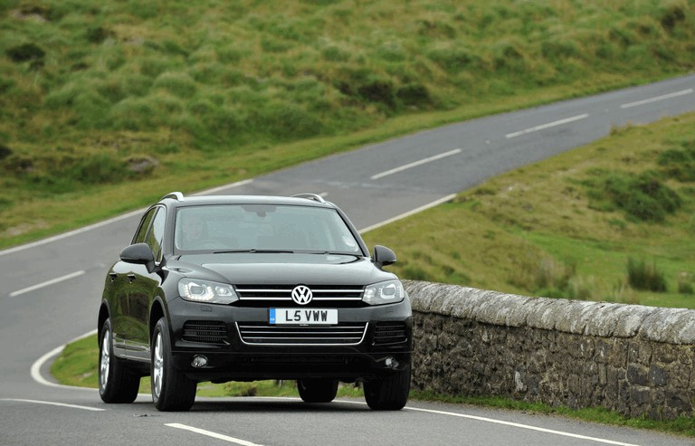 2010 Volkswagen Touareg V6 TDi - UK version 289753